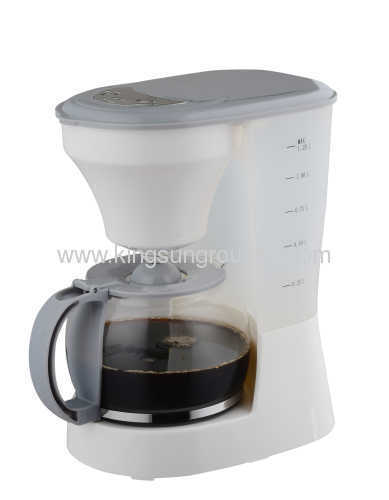 10-123 cups drip coffee maker made in China