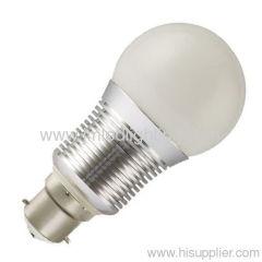 b22 p55 led light bulbs 6w