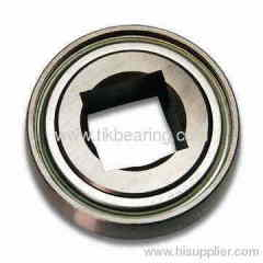 Agricultural square hole bearings