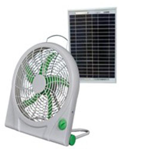 10' solar box fan