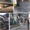 Galvanized / Ungalvanized steel wire rope