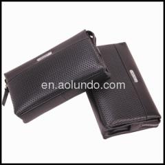 2013 clutch bag for man genuine leather