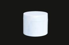 Vaso dei PP vaso a doppia parete dritto tondo PP JarJar pacchetto cosmetico 5g barattolo 200g di panna