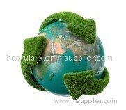 Efficient Waste plastics recycling line