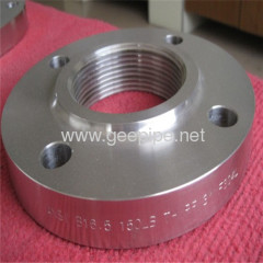 Npt Threaded 150 Lb. Asa Forged Flange