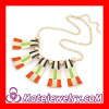 2013 Designer Women's Costume Jewelry Fashion Exaggerated Bib Necklace