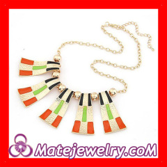 Jewelry Fashion Exaggerated Bib Necklace
