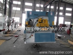 hydraulic iron workers machinery
