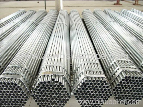 Seamless Carbon round Steel Pipe