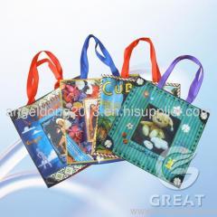 Eco durable pp woven bag