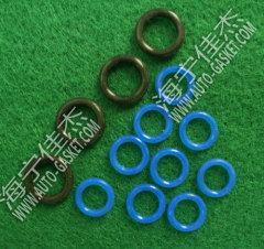 rubber part on Auto bearing system