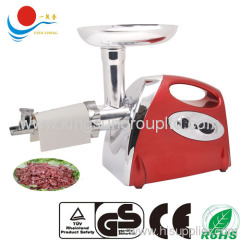 electric meat grinder with spray color