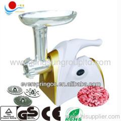 Plastic meat grinder home meat grinder GS ROHS CE