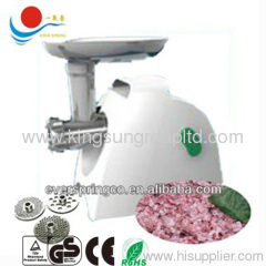 Kitchen electric meat grinder for family use