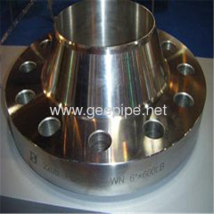 ASME B16.5 stainless steel welding neck Flange DN 80 3