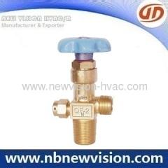 Cylinder Valve for Gas O2
