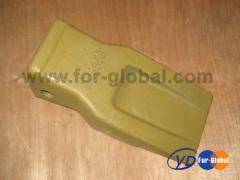 Caterpillar excavator parts heavy duty tip bucket tooth 9N4353