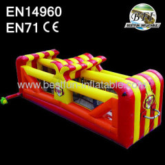 Inflatable Rapid Fire Game