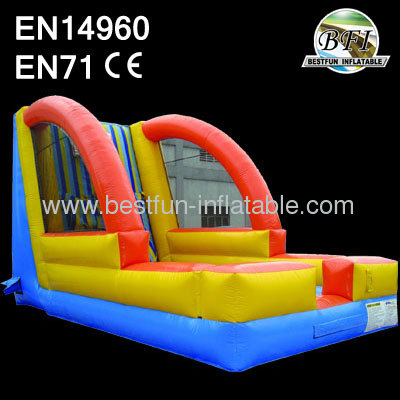 Inflatable Velcro Wall Game