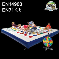 Adult Inflatable Twister Game