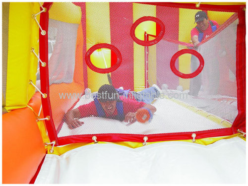 Inflatable Interactive Adult Game