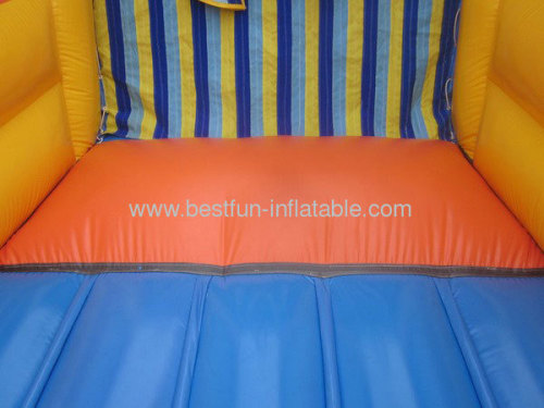 Inflatable Slam N Inflatable Stick Wall