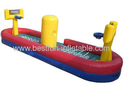 New Inflatable Tug and Dunk