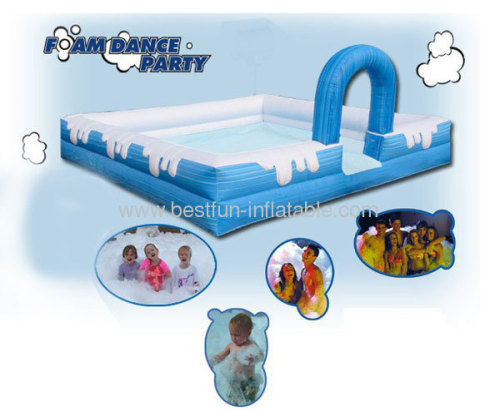Commercial Inflatable Foam Dance Arena