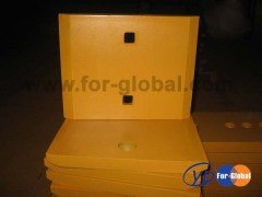 Caterpillar spare parts antiwear loader segments 4T6699