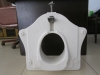 Plastic injection toilet seat