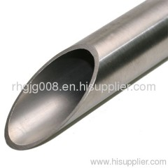 Seamless and Welded Stainless Steel High Pressure Tubes for