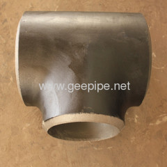 steel pipe tee steel equal tee fittings