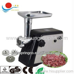 stainless steel meat chopper with CE GS ROHS