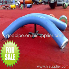 MS Steel Pipe bend U shape bend