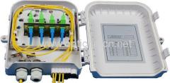 Outdoor 12 fibers Optical Termination Box