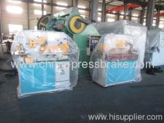 q35y -12 series hydraulic ironworker