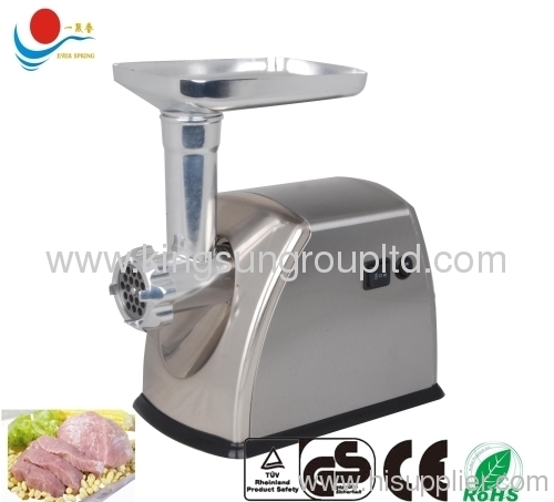 stainless steel meat grinder grinder chopper