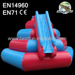 Inflatable Sea Water Slide