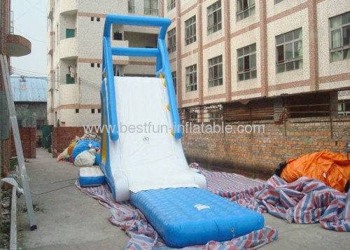 Water Toys Inflatable Slide on Water