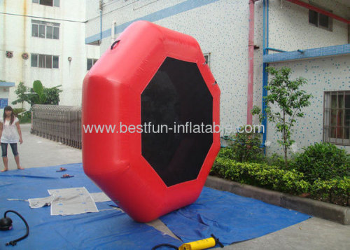 Inflatable Trampoline For Water