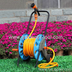 Garden Hose Reel Cart With 30M Water Hose