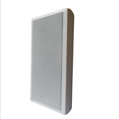 "5.25"" 2 Way On-Wall Flat-Panel Speaker"