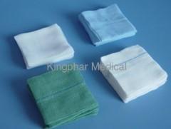 gauze swabs/gauze pads/gauze sponges/gauze compresses