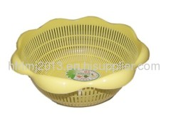 Food grade PP Plastic fruit basket