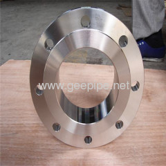 china seamless forged so flange