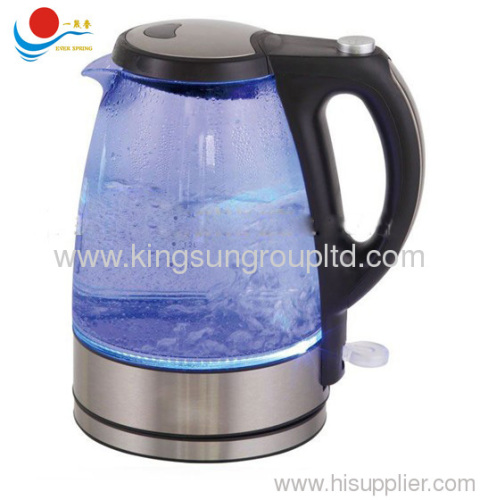 2000w 1.7L Electric glass kettle .CE