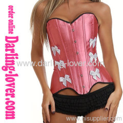 Sexy Red Wholesale Corset