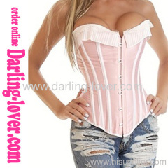 Sexy Fashion Style Lace Overbust Corset