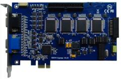Latest Software V8.4 GV Card GV800 V4 GV DVR Card(PCI-E Type) GV-800 V4 DVR Card Support Windows7 64bit