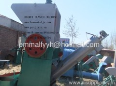force type grinder of recycle plastic